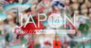 Japon 2014 / Jour 02 . Tokyo - Header