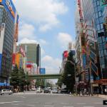 Japon 2014 / Jour 03 . Tokyo Akihabara - 01