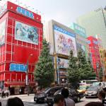 Japon 2014 / Jour 03 . Tokyo Akihabara - 02