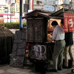 Japon 2014 / Jour 05 . Tokyo Ueno Ninja - 06