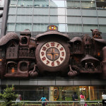 Japon 2014 / Jour 07 . Tokyo Ginza & Shiodome - 06