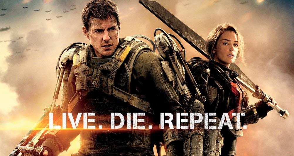 Edge of Tomorrow - Header