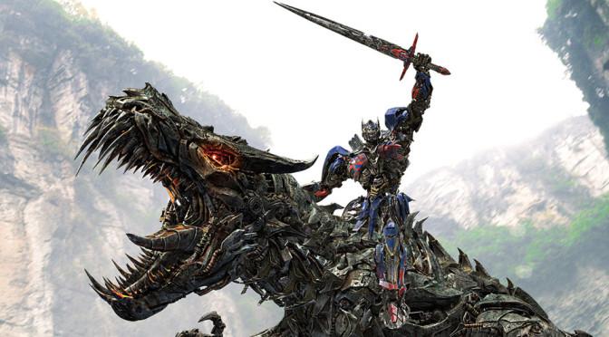 Transformers 4 : L'Age de l'Extinction - Header