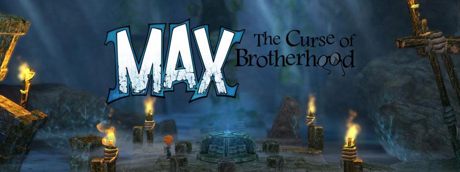 Max : The Curse of Brotherhood - 01
