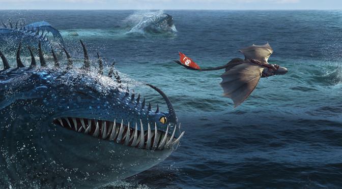 Dragons 2 - Header