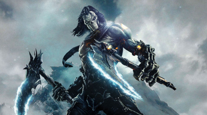 Darksiders 2 - Header