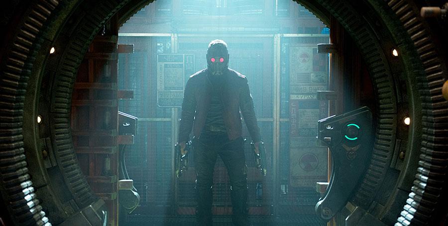Les Gardiens de la Galaxie - Peter Quill aka Star-Lord / Chris Pratt