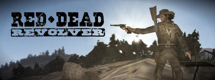 Red Dead Revolver - 01