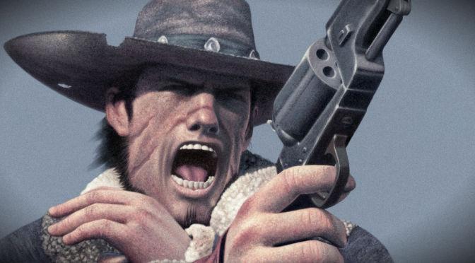 Red Dead Revolver - Header