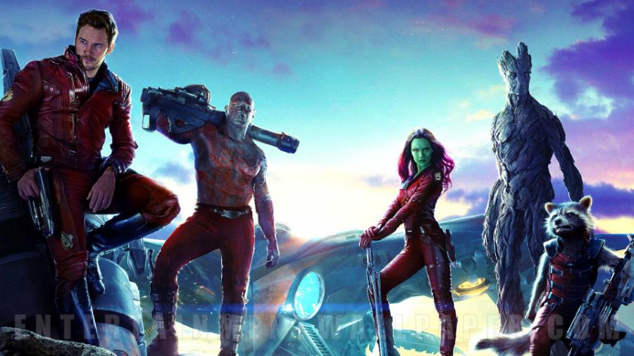 Marvel - Les Gardiens de la Galaxie