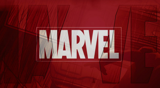 Marvel - Header