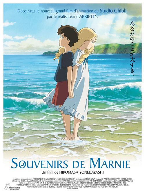 Souvenirs de Marnie (Omoide no Mānī)