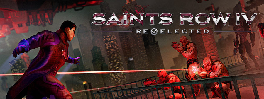 Saints Row 4 Re-elected & Gat Out of Hell - 01