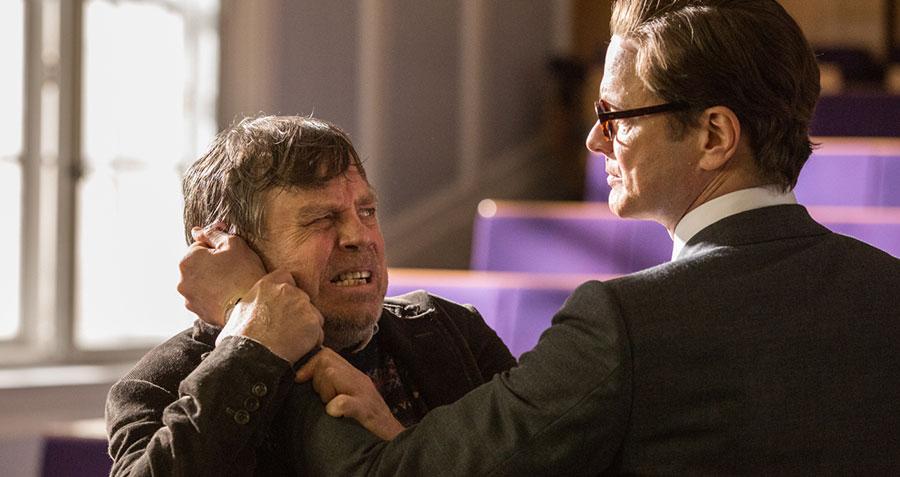 "Kingsman Services Secrets - James Arnold & Harry ""Galahad"" Hart / Mark Hamill & Colin Firth"