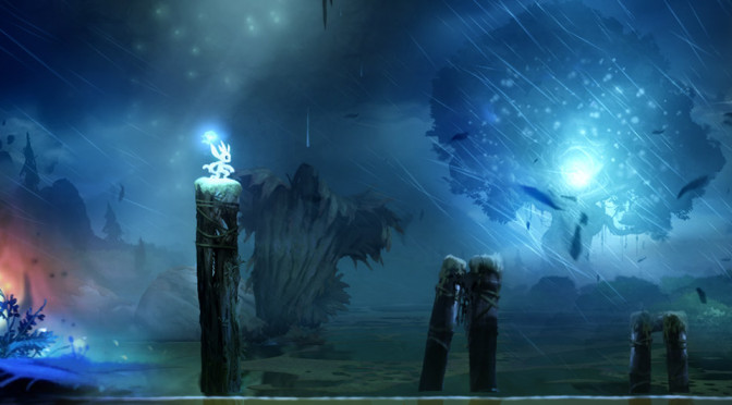 Ori and the Blind Forest - Header