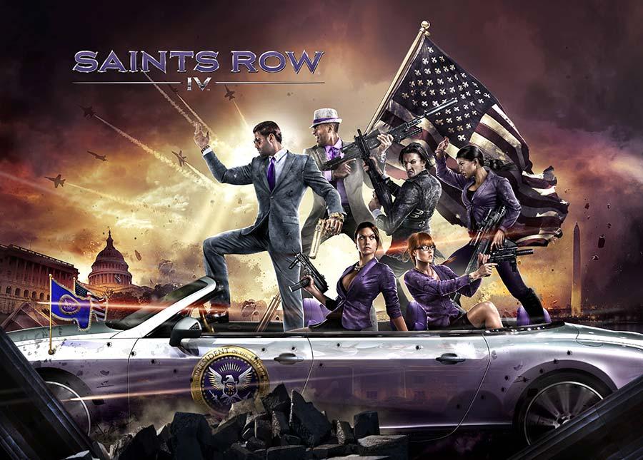 Gamer Tag - Saints Row 4