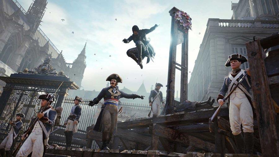 Assassin's Creed Unity - 04