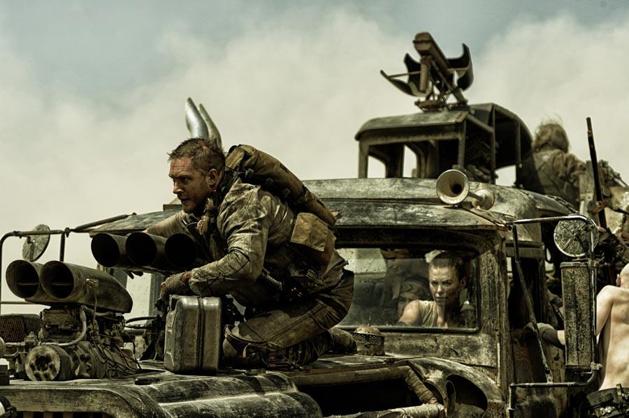 Mad Max Fury Road - Max Rockatansky / Tom Hardy