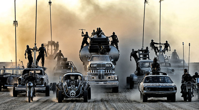 Mad Max Fury Road - Header