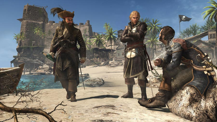 Assassin's Creed IV Black Flag - 02
