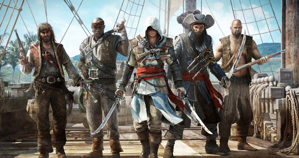 Assassin's Creed IV Black Flag - Header