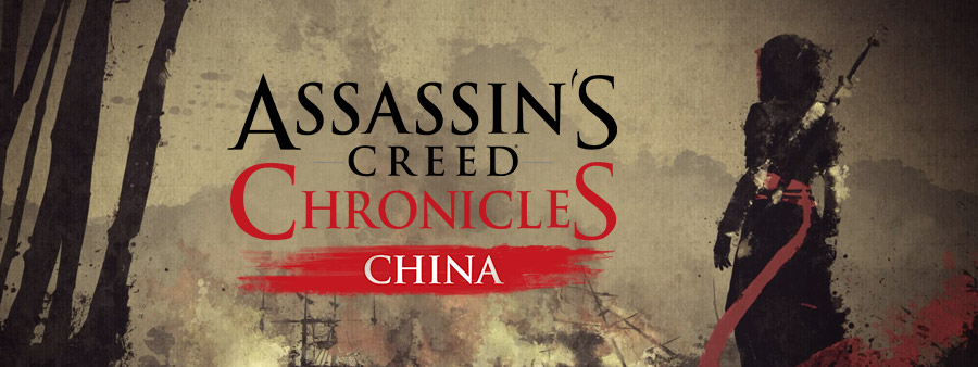 Assassin's Creed Chronicles China - 01