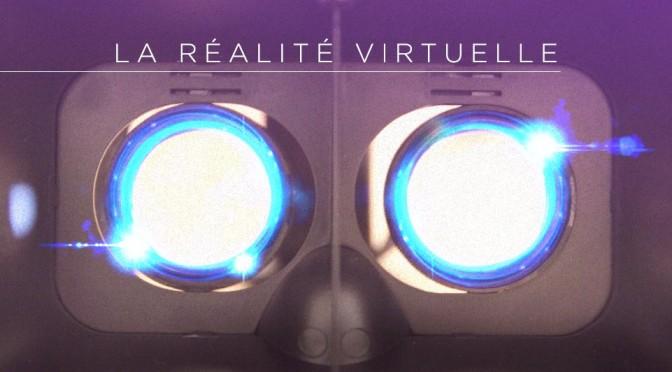 La réalité virtuelle 2 - Header