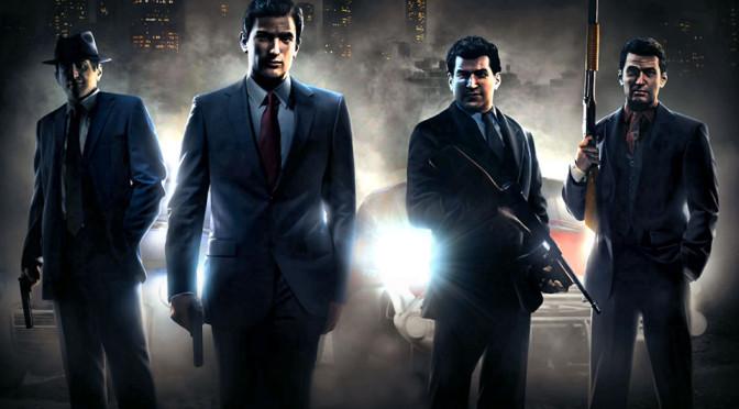 Mafia 2 - Header