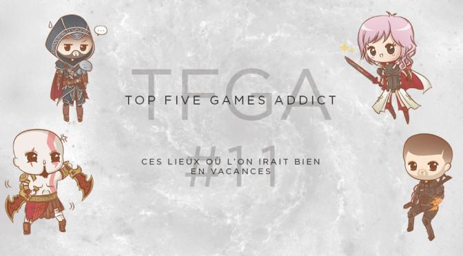 TFGA #11 - Header