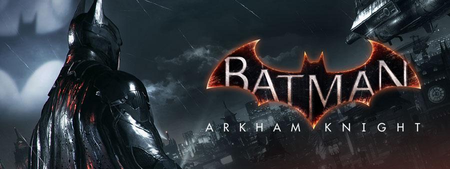 Batman Arkham Knight - 01