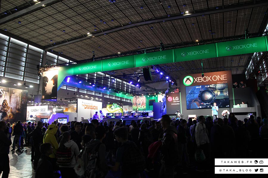 Paris Games Week 2015 - 02