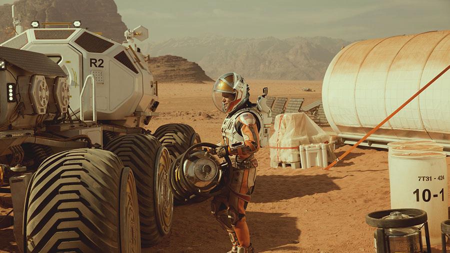 Seul sur Mars - Mark Watney / Matt Damon