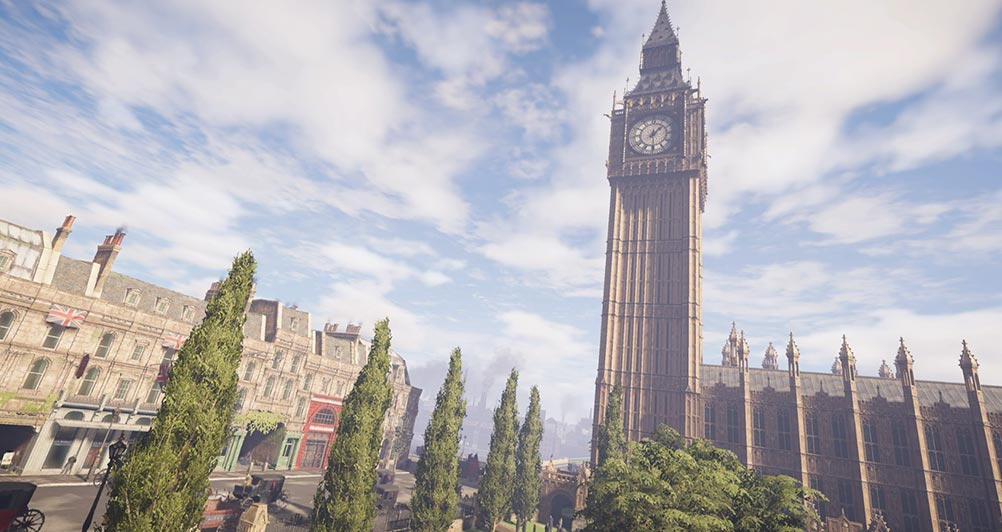 Assassin's Creed Syndicate - Header