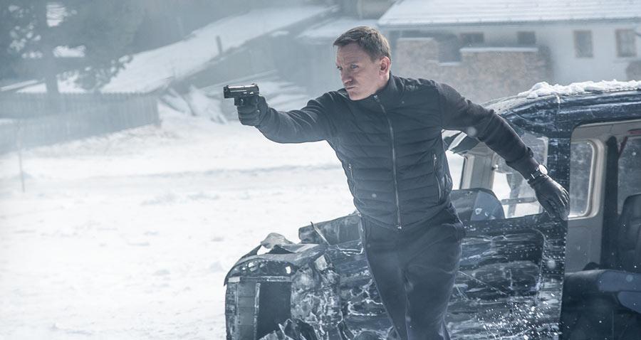 007 Spectre - James Bond / Daniel Craig