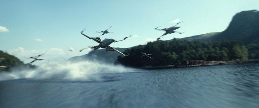 Star Wars VII Le Réveil de la Force - X-Wing