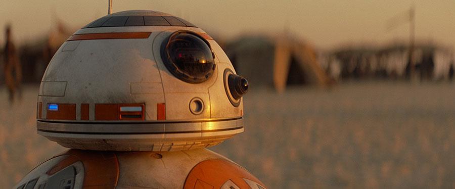 Star Wars VII Le Réveil de la Force - BB-8