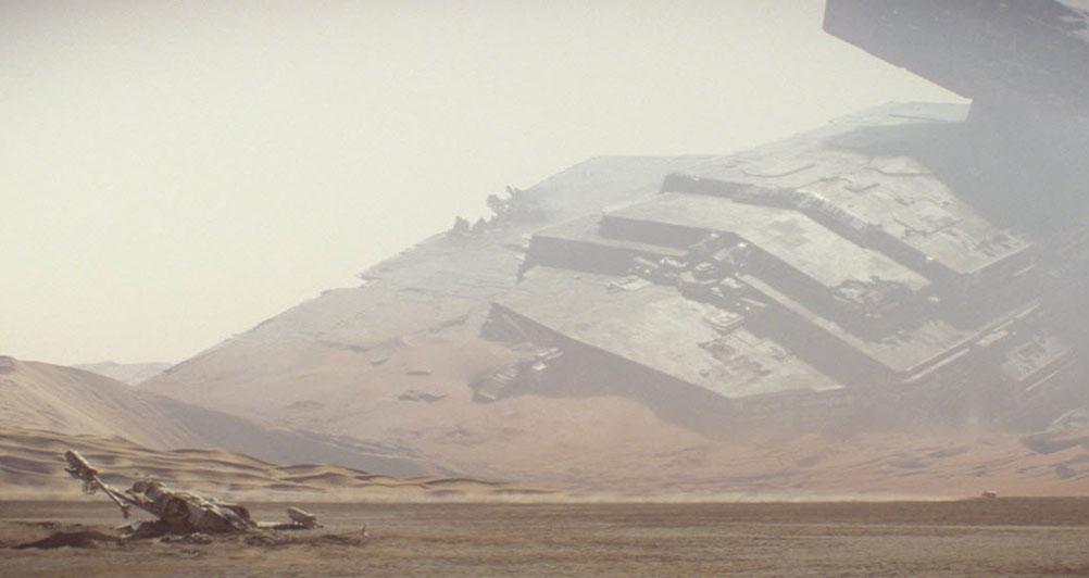 Star Wars VII Le Réveil de la Force - Header