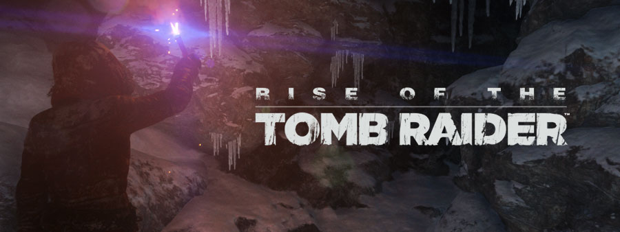 Rise of the Tomb Raider - 01
