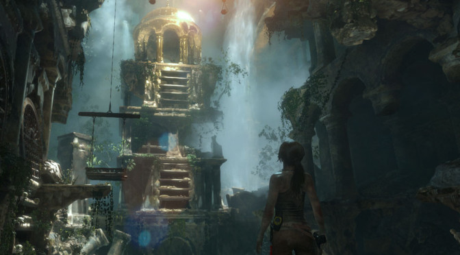 Rise of the Tomb Raider - Header