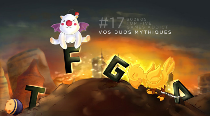 TFGA 17 / Vos duos mythiques