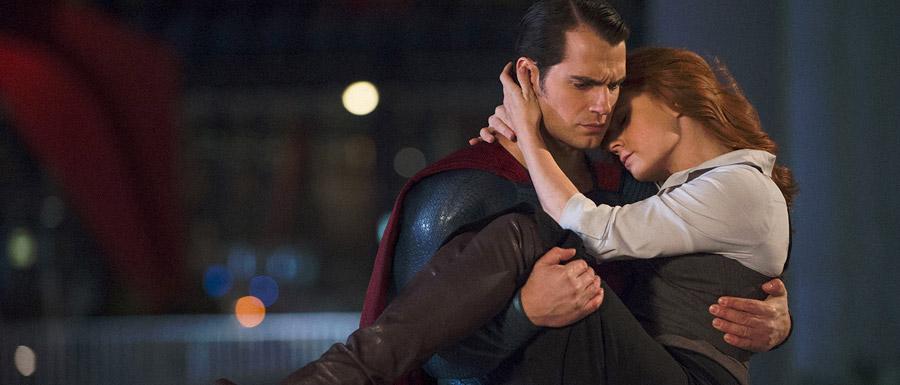 Batman v Superman Dawn of Justice - Superman & Lois Lane / Henry Cavill & Amy Adams