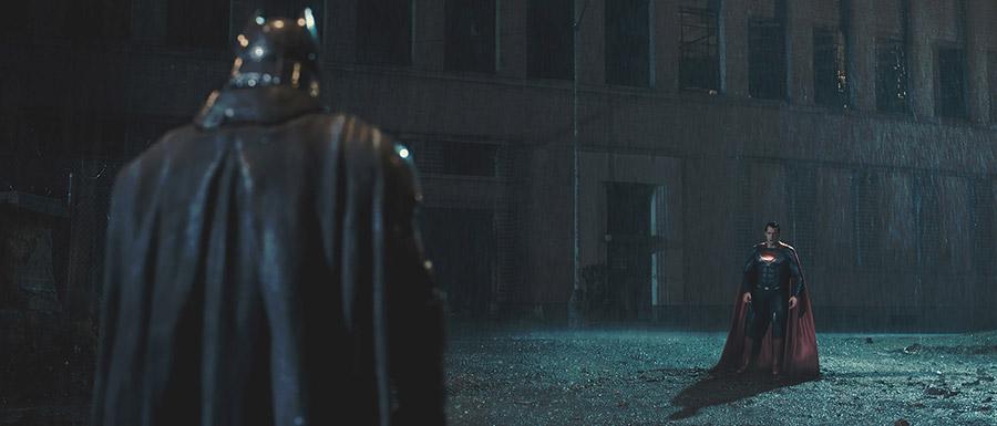 Batman v Superman Dawn of Justice - Batman & Superman / Ben Affleck & Henry Cavill