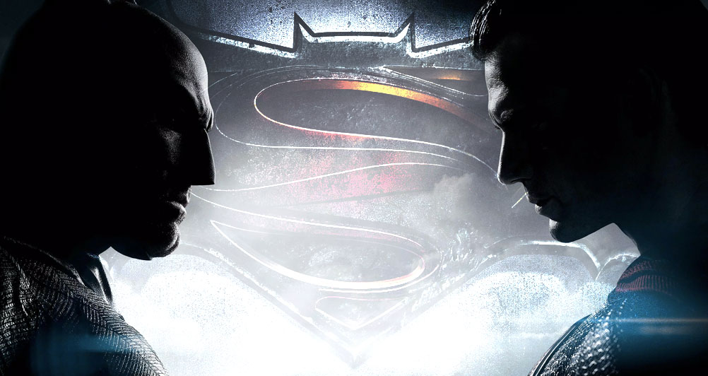 Batman v Superman Dawn of Justice - Header