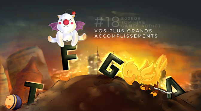 TFGA 18 / Vos plus grands accomplissements
