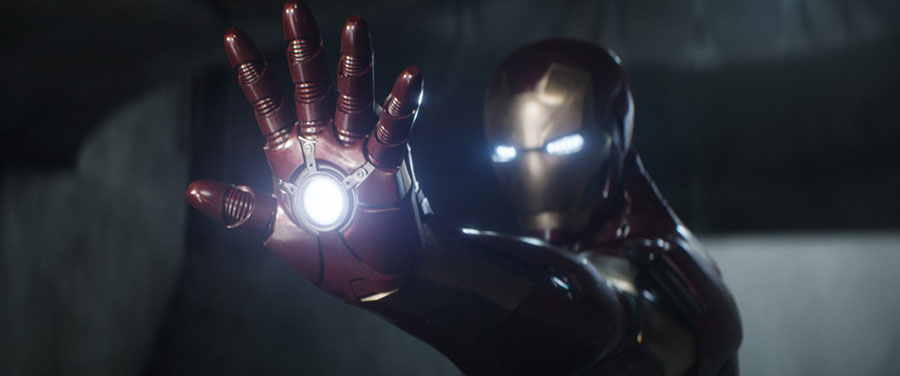 Captain America Civil War - Iron Man / Robert Downey Jr.