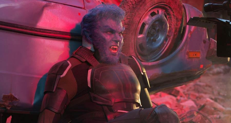 """X-Men Apocalypse - Hank Mc Coy """"Le Fauve-Beast"""" / Nicholas Hoult"""