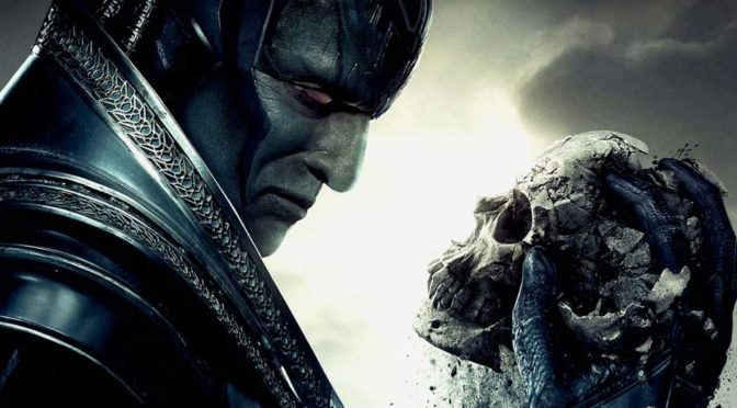 X-Men Apocalypse - Header