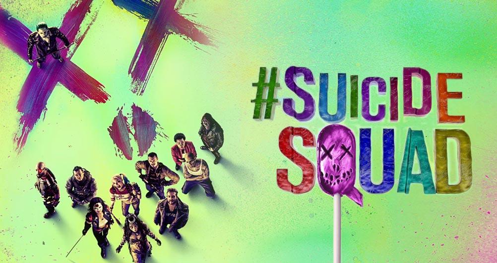 Suicide Squad - Header