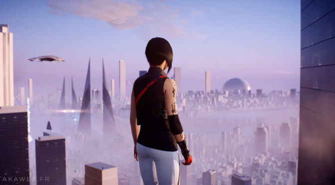 Mirror's Edge Catalyst . Gare au vertige