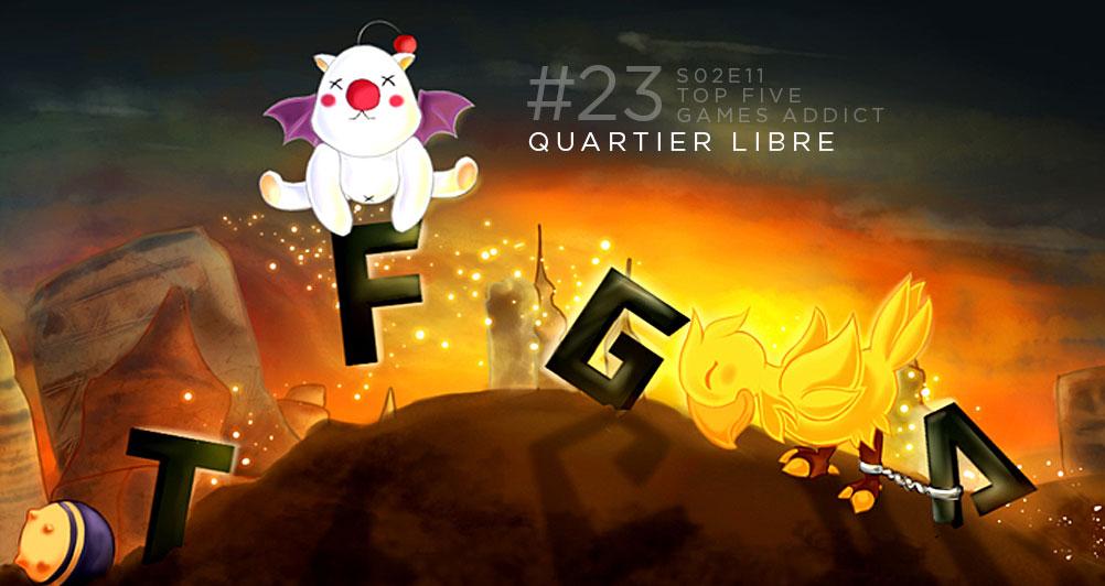 TFGA 23 - Header
